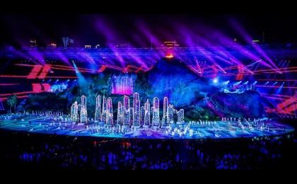 Jakarta Palembang 2018 – Asian Games – Opening Ceremony